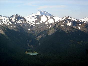 free photo of mountain lake